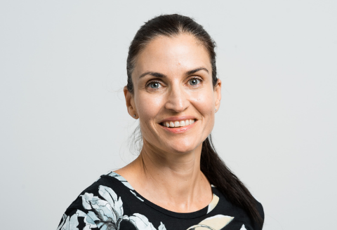 Tina Anderson, a National Marketing Manager in Sydney NSW