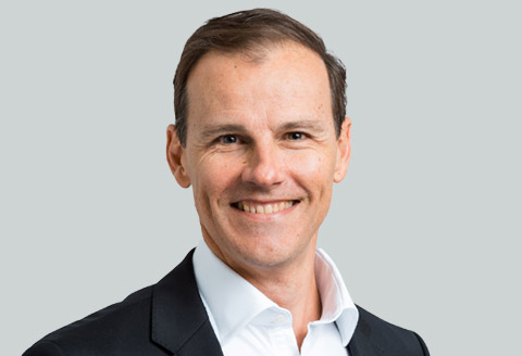Andrew Harrison, a Private Wealth Adviser in North Sydney NSW