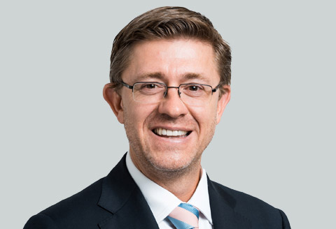 Nick Ridge, a Private Wealth Adviser in North Sydney NSW