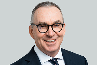 Terry Dillon, Chief Executive Officer